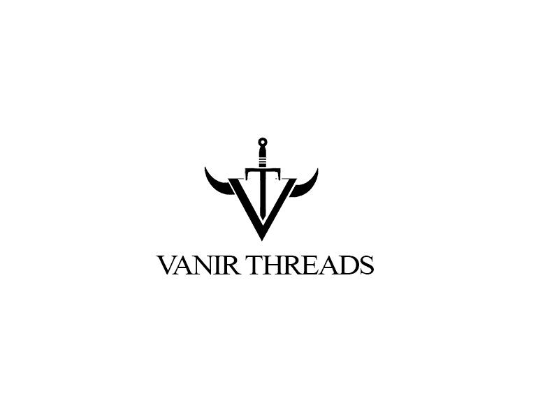 Vanir Threads logo design by bougalla005