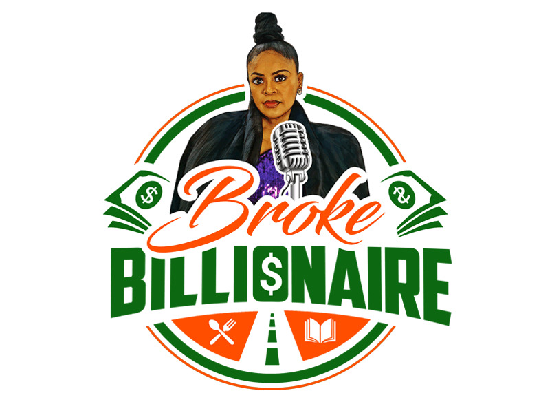 Broke Billionaire logo design by Bananalicious