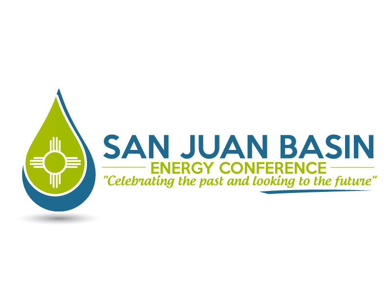 San Juan Basin Energy Conference logo design by ElonStark