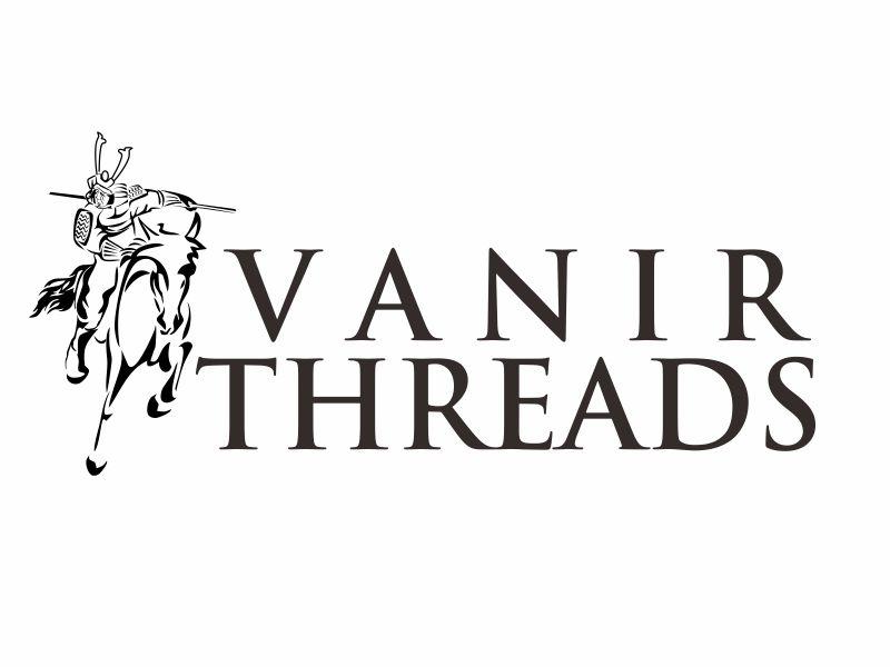 Vanir Threads logo design by bosbejo