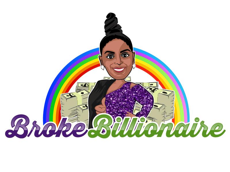 Broke Billionaire logo design by ElonStark