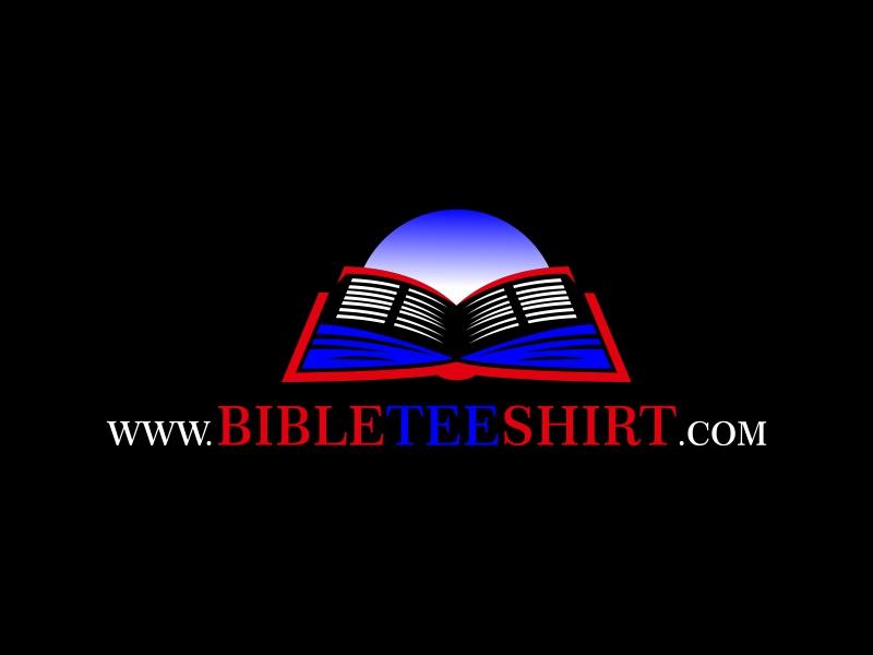 www.BibleTeeShirt.com logo design by luckyprasetyo