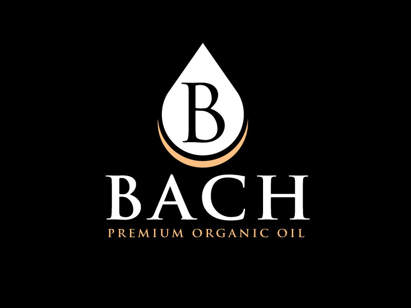 BACH logo design by REDCROW