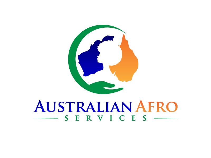 Australian Afro Services logo design by jaize