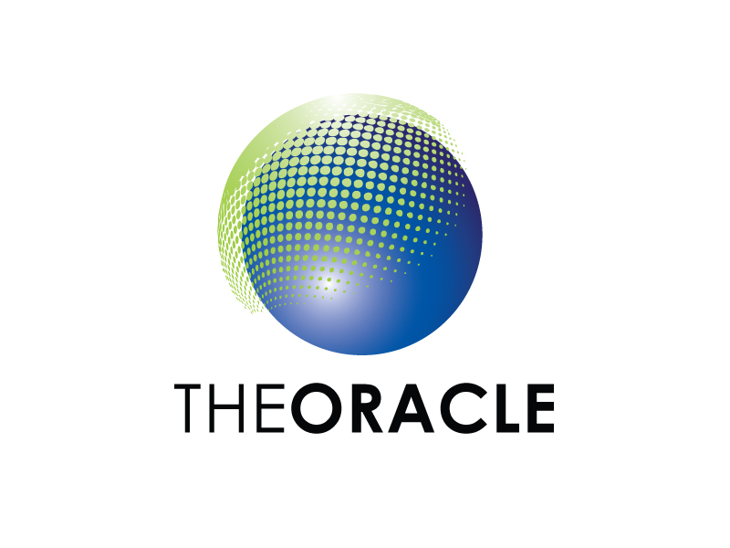 THE ORACLE logo design by REDCROW