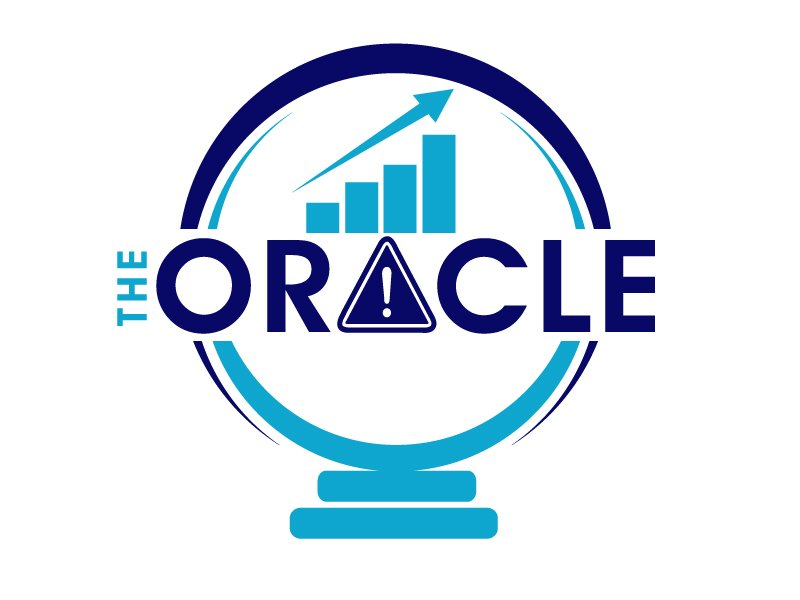 THE ORACLE logo design by PMG