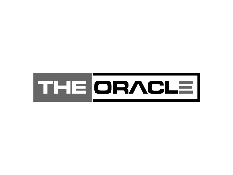 THE ORACLE logo design by sheila valencia