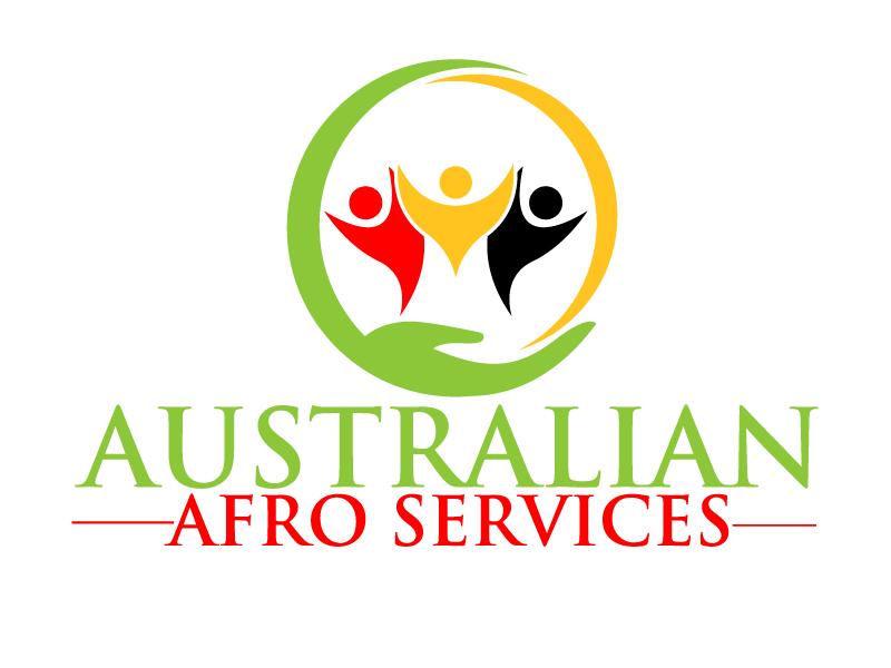 Australian Afro Services logo design by ElonStark
