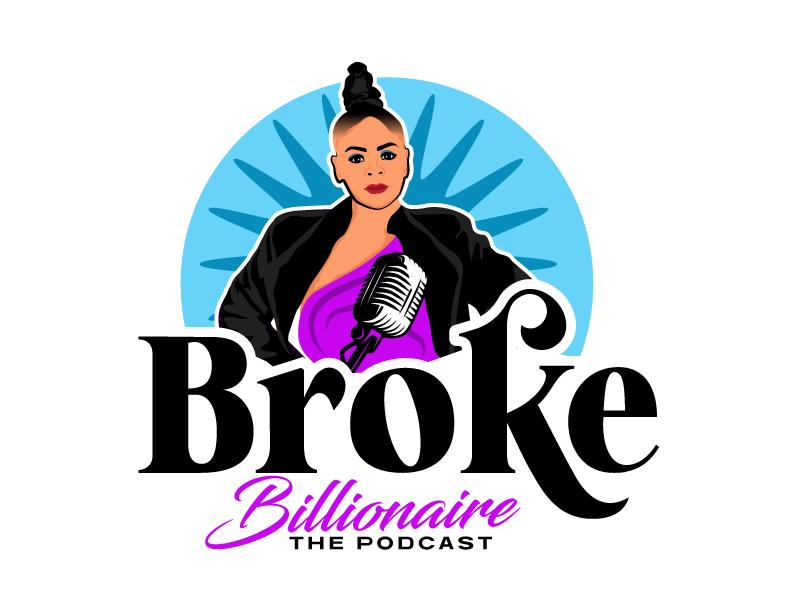Broke Billionaire logo design by Bhaskar Shil