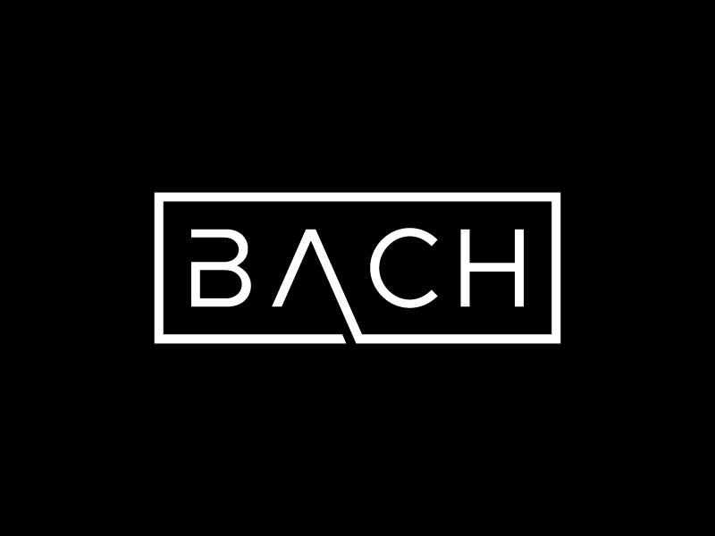 BACH logo design by denfransko
