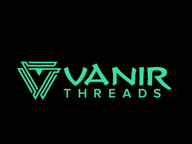 Vanir Threads logo design by jaize