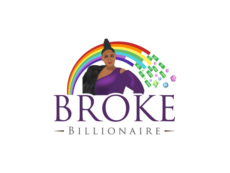 Broke Billionaire logo design by twenty4