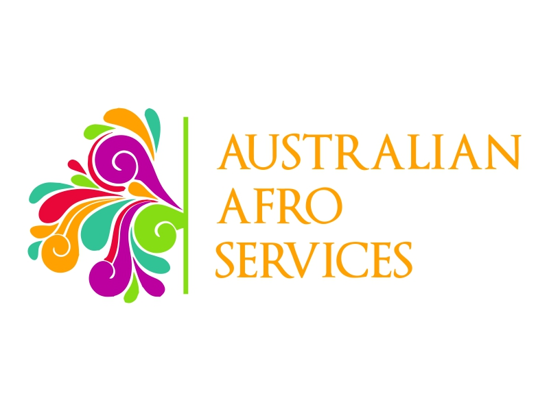 Australian Afro Services logo design by JessicaLopes
