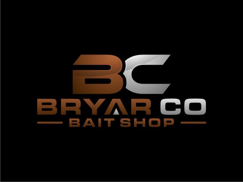 Bryar Co Bait Shop logo design by Arto moro