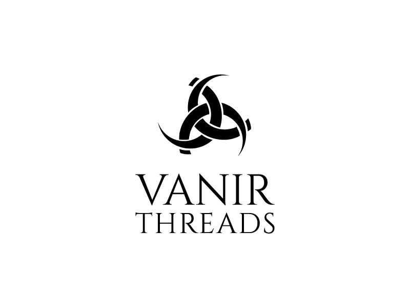 Vanir Threads logo design by acrdesign