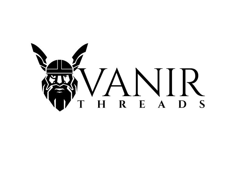Vanir Threads logo design by Erasedink