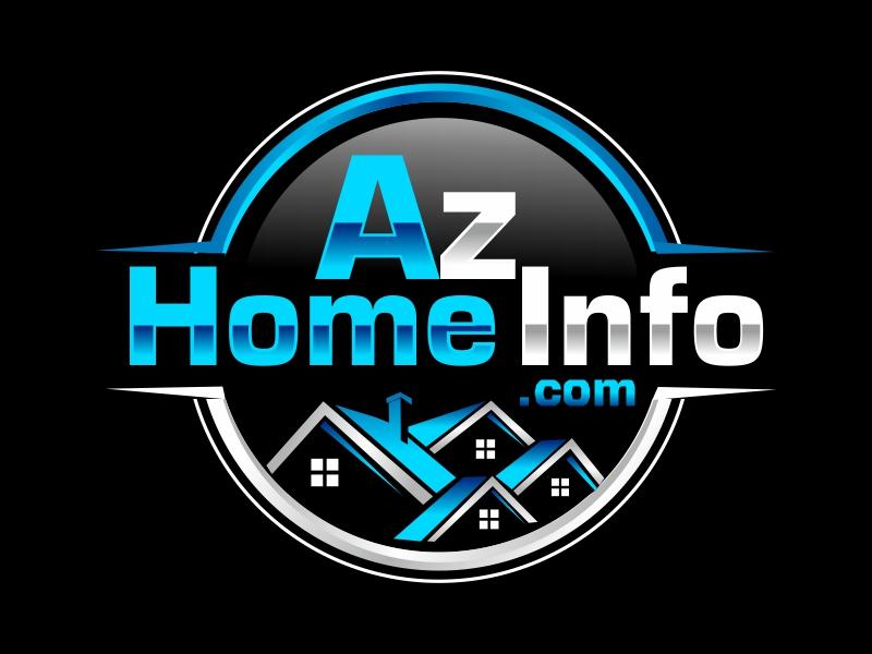 AzHomeInfo.com logo design by ruki