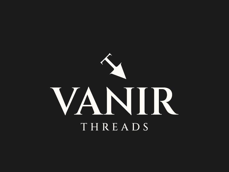 Vanir Threads logo design by Sami Ur Rab