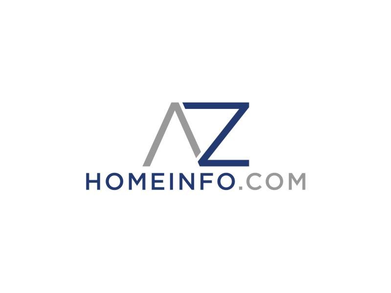AzHomeInfo.com logo design by Arto moro