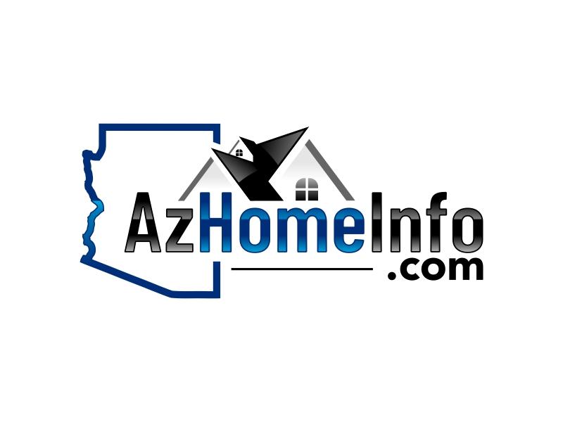AzHomeInfo.com logo design by ingepro