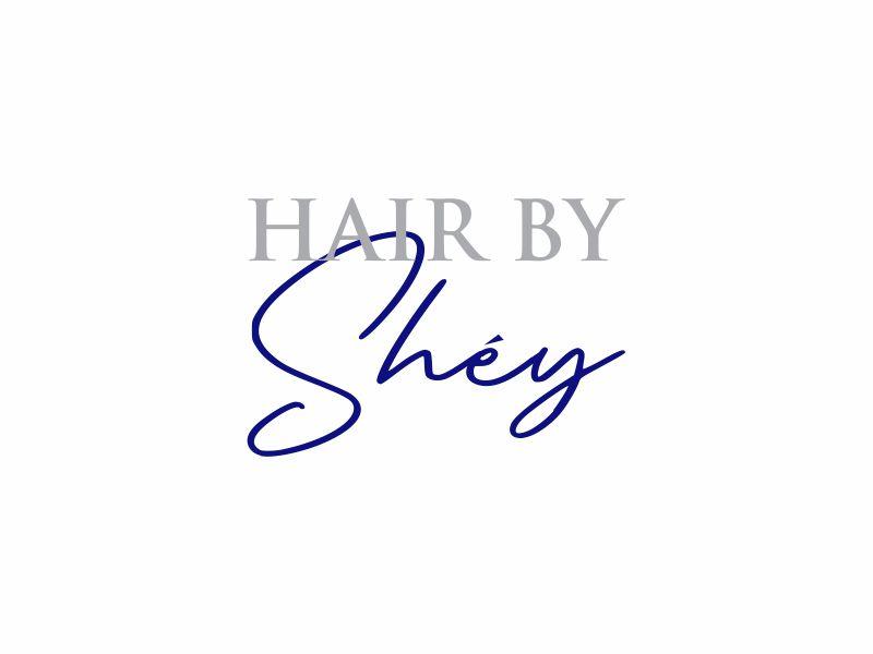 Hair By SHEY logo design by ora_creative