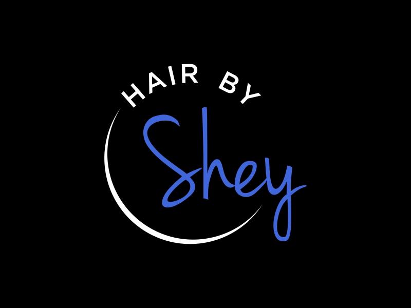 Hair By SHEY logo design by qqdesigns
