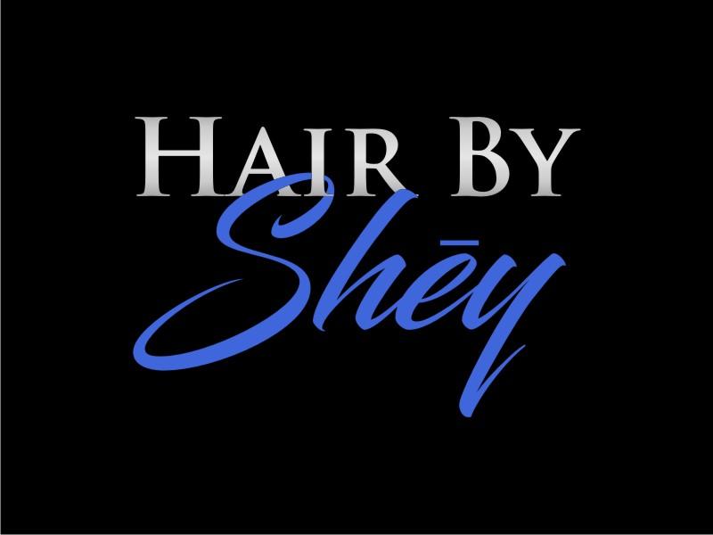 Hair By SHEY logo design by johana