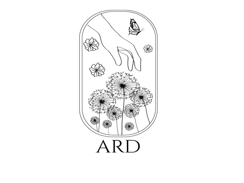 ARD logo design by Erasedink