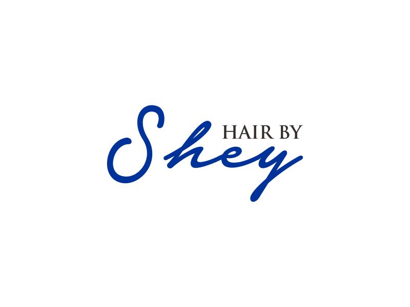 Hair By SHEY logo design by Amne Sea