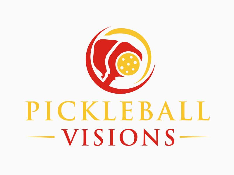 Pickleball Visions logo design by AB212