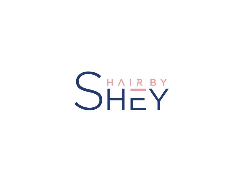 Hair By SHEY logo design by Arto moro