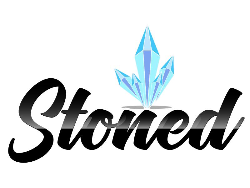 Stoned logo design by ElonStark