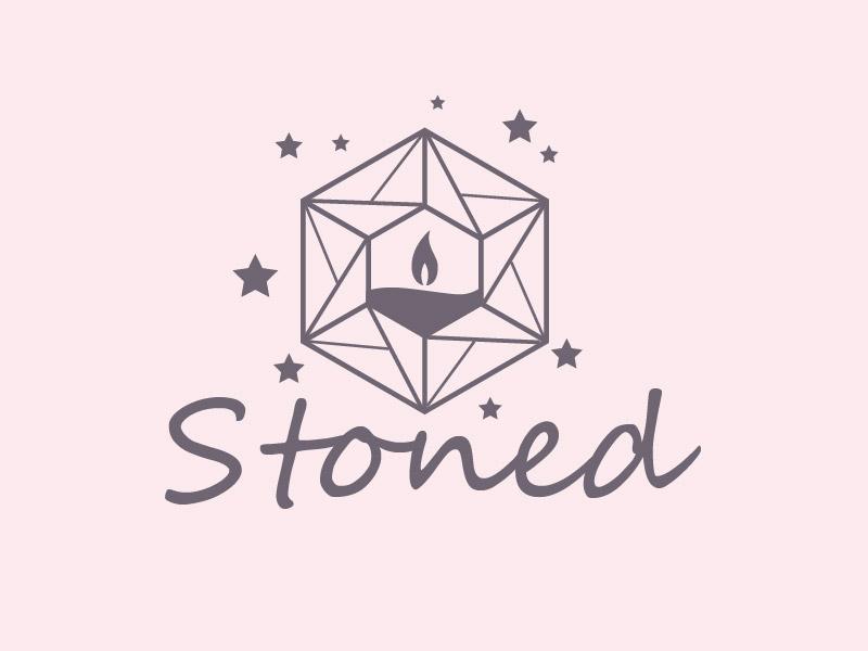 Stoned logo design by justin_ezra