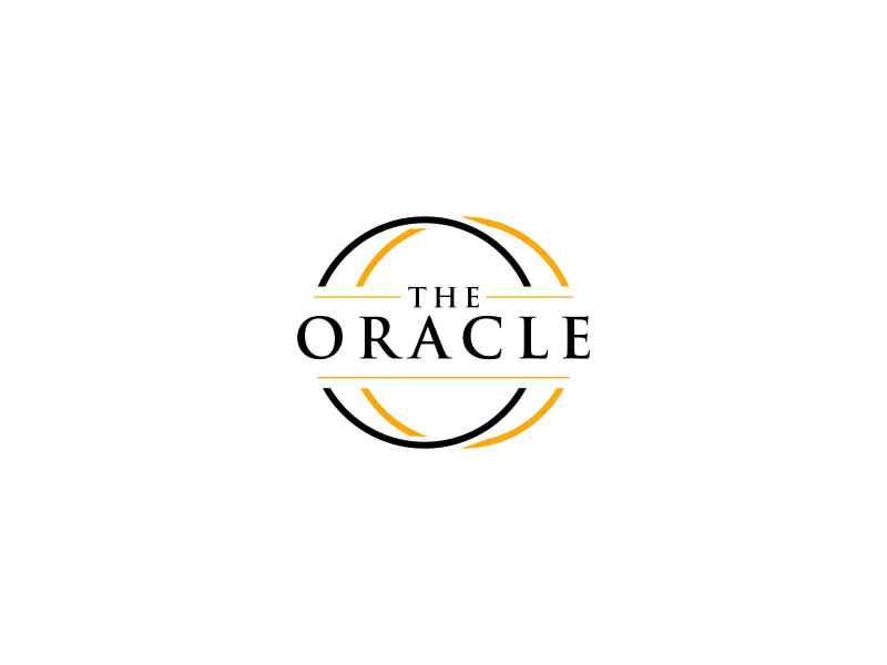 THE ORACLE logo design by hashirama