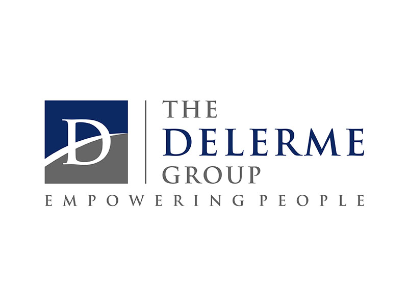 The Delerme Group logo design by ndaru