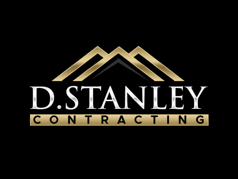 D.Stanley Contracting logo design by kunejo