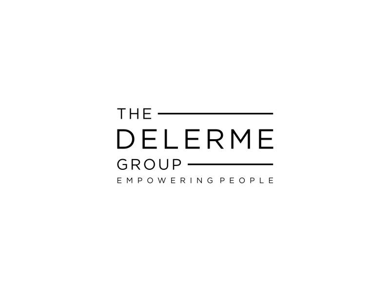 The Delerme Group logo design by zeta