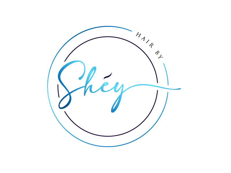 Hair By SHEY logo design by gateout