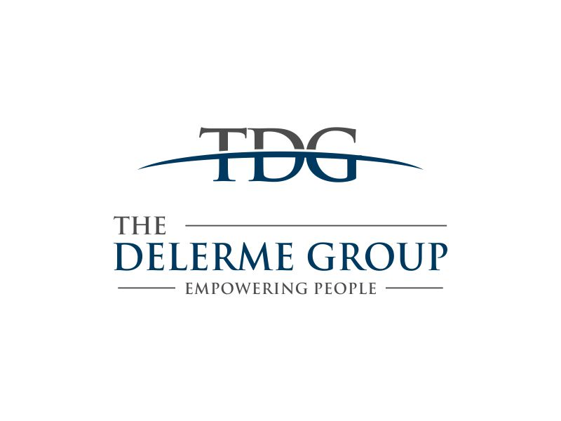 The Delerme Group logo design by MUNAROH