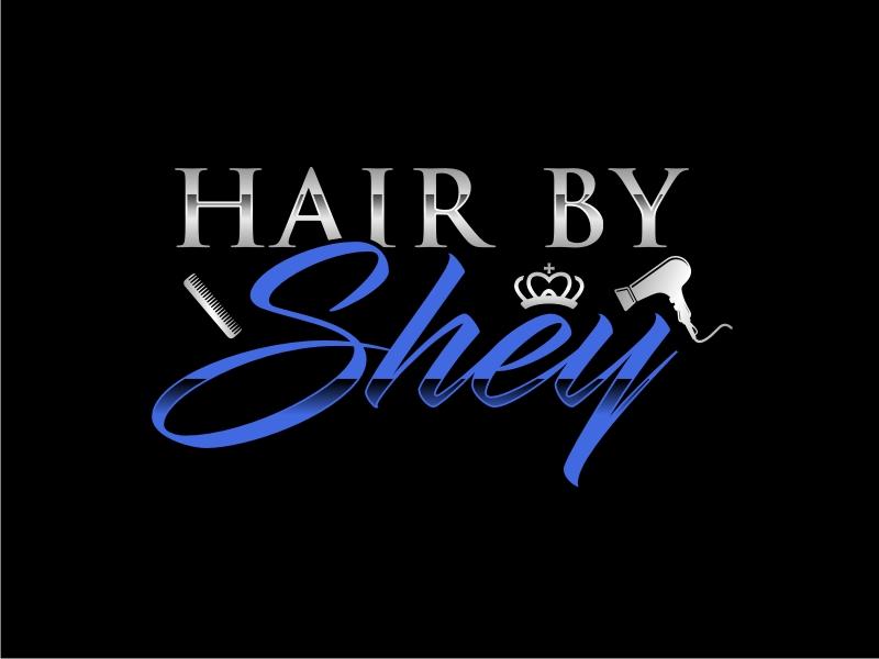 Hair By SHEY logo design by GemahRipah