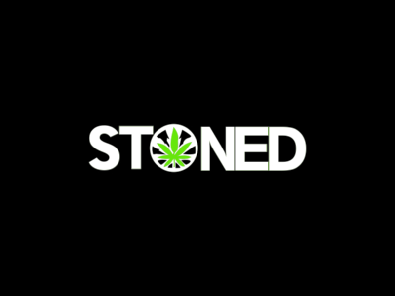 Stoned logo design by azizah