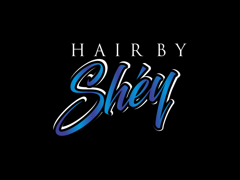 Hair By SHEY logo design by cikiyunn