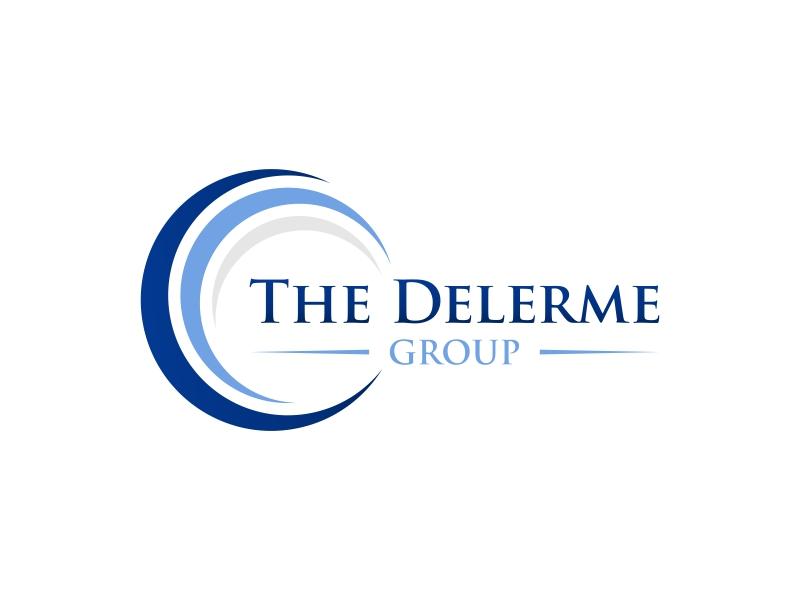 The Delerme Group logo design by yunda