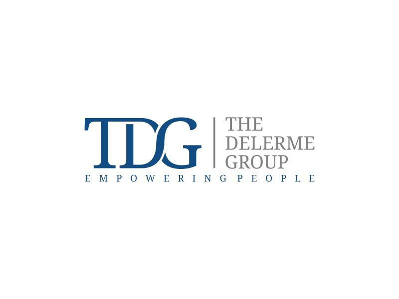 The Delerme Group logo design by semar