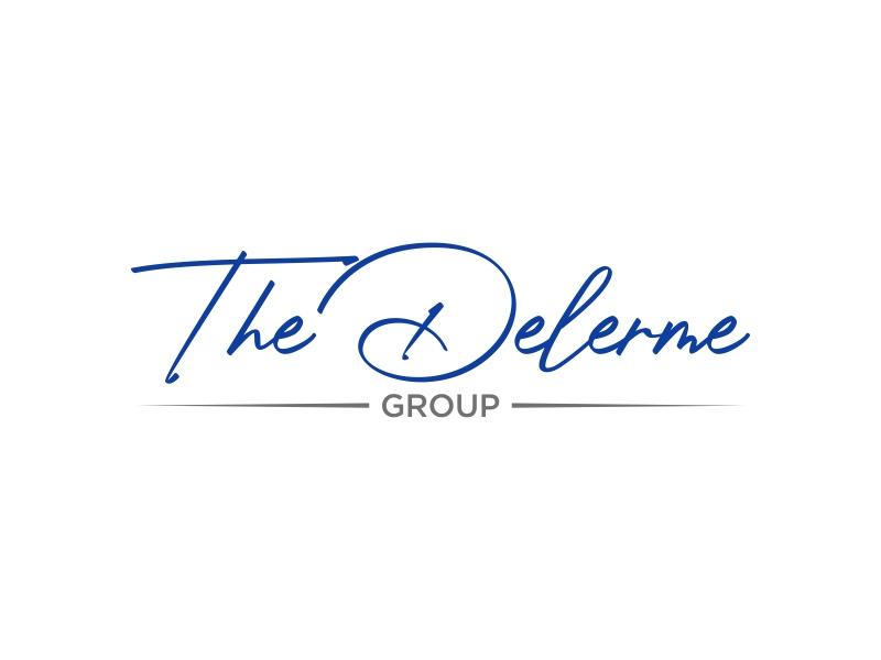 The Delerme Group logo design by qqdesigns