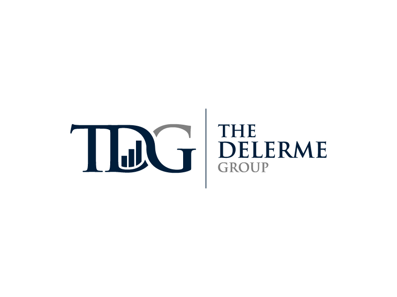 The Delerme Group logo design by MUSANG