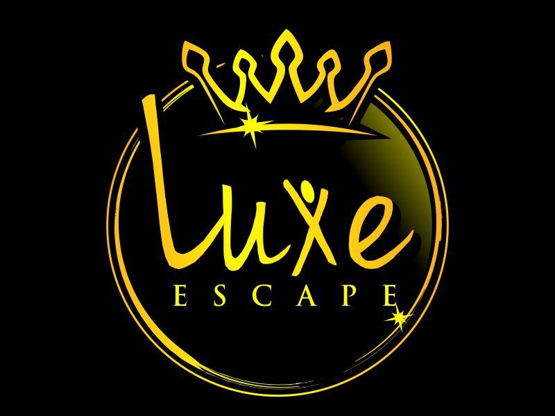 Luxe Escape logo design by kopipanas