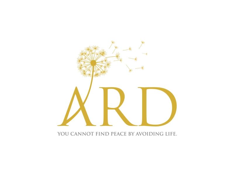 ARD logo design by GassPoll