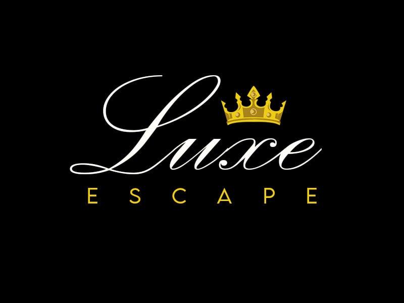 Luxe Escape logo design by kunejo