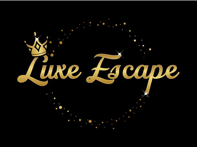 Luxe Escape logo design by Sofi